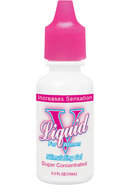 Liquid V For Women Stimulating Gel .5 Ounce