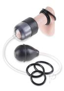 Fetish Fantasy Series Suck N` Stroke Head Pump - Black
