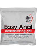 Adam And Eve Easy Anal Desensitizing Gel 2.5 Milliliters...