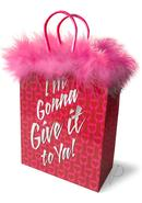 I`m Gonna Give It To You Gift Bag