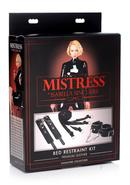 Mis Bed Restraint Kit Bondage And Fetish