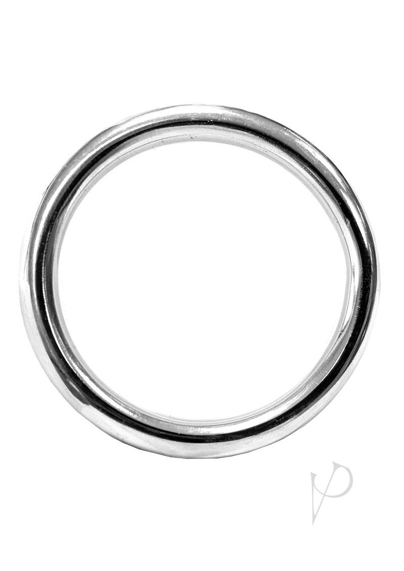 Rouge Smooth Cock Ring 50mm Steel